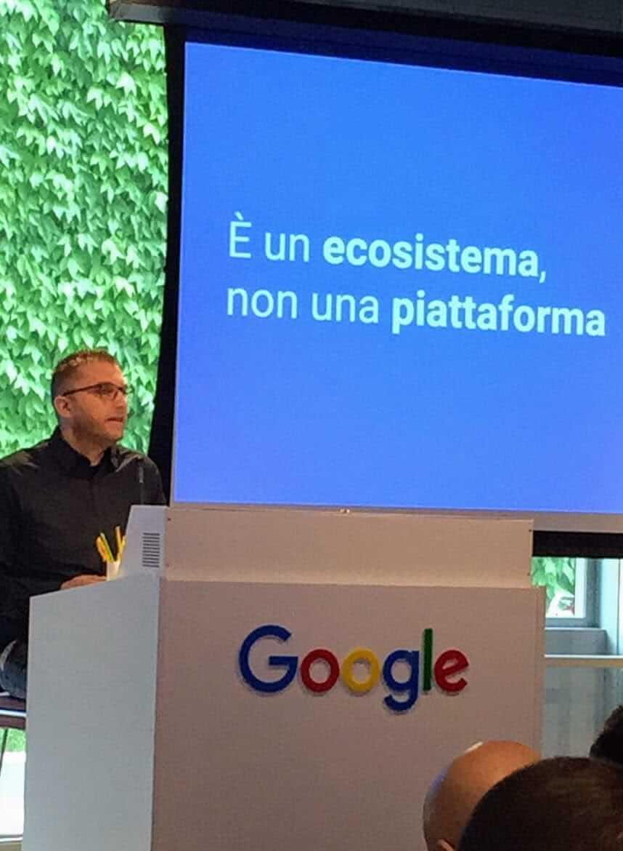 Federico Gerardi Teaching